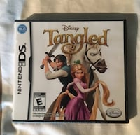 Nintendo DS - Tangled *new* Central Elgin, N0L