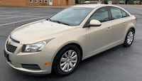 2011 - Chevrolet - Cruze - Chesapeake