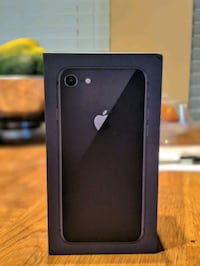 iPhone 8 brand new, never used  Surrey, V3W 7C4