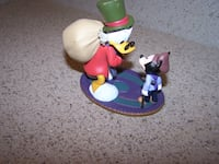 Disney - Scrodge & Mickey Mouse Figurine from UK Store Vaughan