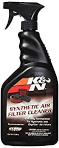 L@@K K&N 99-0624 Synthetic Air Filter Cleaner Spray - 32 oz.