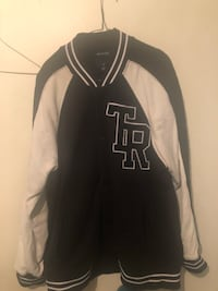 black and white Adidas pullover hoodie Toronto, M9N 2S5