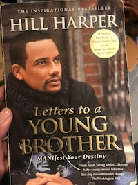 Letters for a Young Brother  Pikesville, 21208
