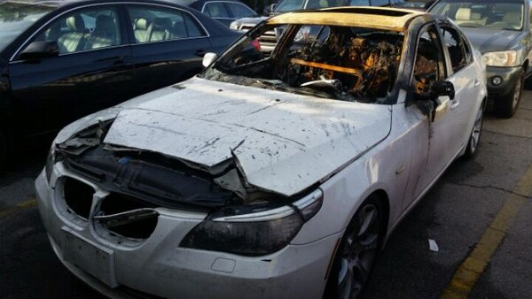Used 2008 Bmw 535 Engine And Transmission For Sale In Los Angeles