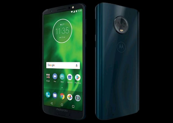 best service 08f09 cfeba Moto g6 with case Verizon straight talk and total