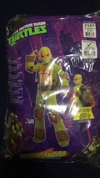 kids ninja turtle costume Corona, 92881