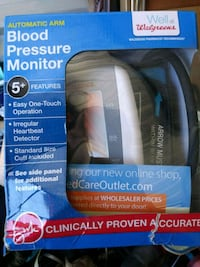 Blood pressure monitor Reno, 89503