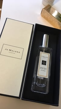 Empty bottle and box from jomalone