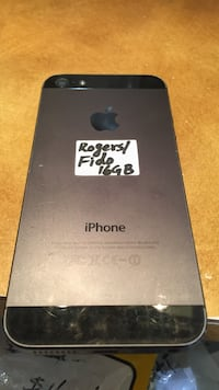 Black iphone 5 Saskatoon, S7J