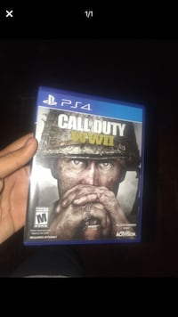 Call of Duty Advanced Warfare PS4 game case Bakersfield, 93313