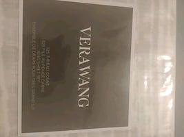 Vera Wang sheet sets 4 sale
