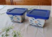 Old World Blue Temptatione Bakeware Ramkins Stephens City