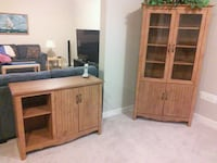 Nice Hutch and Buffet $175 Langdon Calgary, T2A 4B6