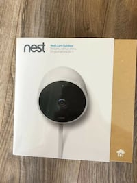 Nest NC2100ES Outdoor Security Camera - White