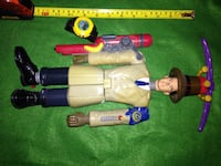 Complete Inspector Gadget figure with matching wrist watch , BurgerKing collectible toy Santa Barbara, 93111