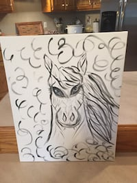 Horse 16 by 20 $8 or 3 for $20 Thibodaux, 70301