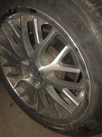 TSW Wheels and Tires