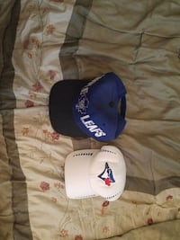 white and blue baseball cap Ottawa, K2P 2B9