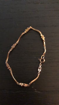 gold-colored chain necklace Mechanicsburg, 17055