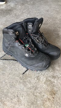 Steel Toe Work Boots Vancouver, V5W