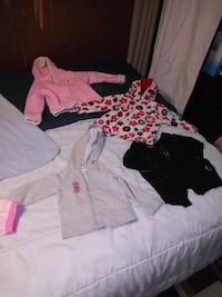 Little girls clothes 18 months to 2T