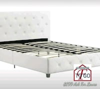 Queen bed Dallas, 75207