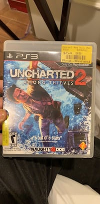 Uncharted 2: Among Thieves (PS3) Washington, 20016