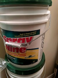 Spray Nine Cleaner. Brampton, L6V 4T7