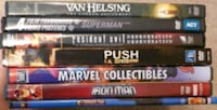 DVD Movie Lot 8 - Superpower's Calgary, T2Z 4W6