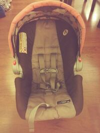 Infant car seat (girl)