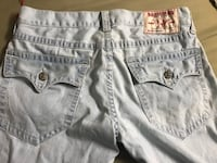 True Religion Jeans LIGHT BLUE  Brampton, L6S 6C1