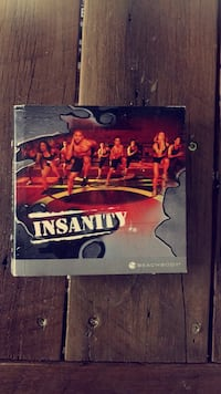 insanity complete workout dvd set Louisville, 40205