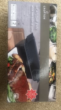 Meatloaf pan brand new  67 km