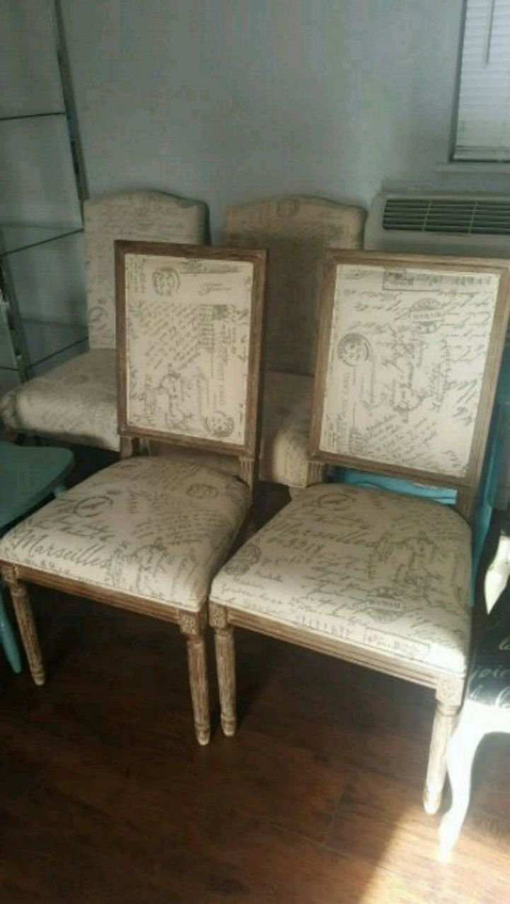 used 6 french farm chairs for sale in oklahoma city letgo rh us letgo com