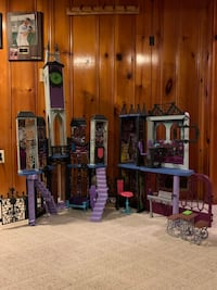 Monster High School and Accessories
