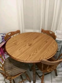 Brown Round Table Opa-locka, 33054