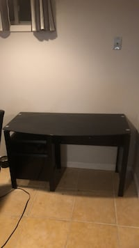 Glass and Metal Desk Roselle, 07203