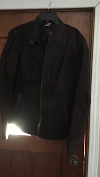 Black zip-up jacket Windsor, N8W 3Z5