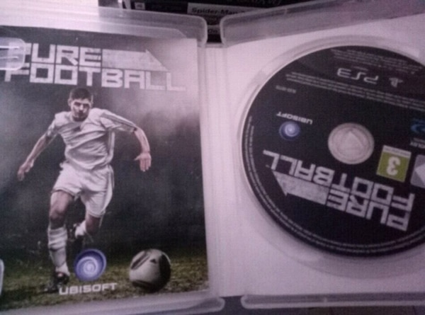Pure football pour ps3