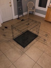 Dog cage (delivery) Boston, 02136