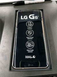 Boost Mobile iPhone 6 and LG G6.  Grand Prairie, 75052