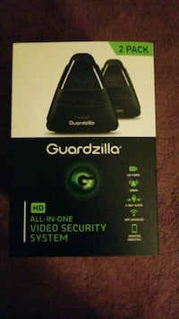 Guardzilla All-In-One Wireless HD Indoor Video Sec Radcliff, 40160