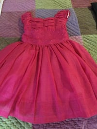 Girl dress size 7 Jessup, 20794