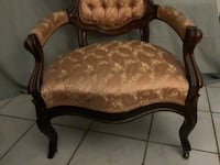 Beautiful Antique Queen Anne Chair West Miami, 33144
