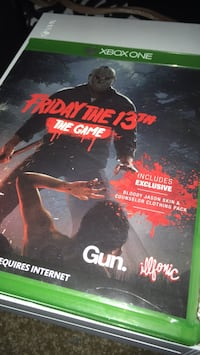 Friday the 13th game for Xbox 1 Hahira, 31632