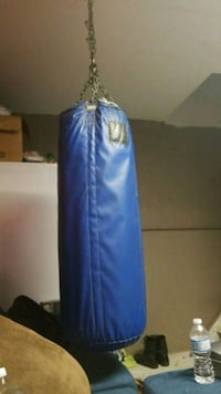 80 pound punching bag