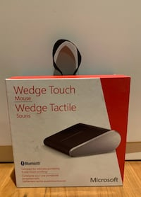 Microsoft Wedge Touch Mouse Oakville, L6H 3G1