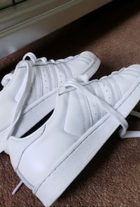Size 6 adidas superstar shoes used only ONCE!  Toronto, M3C