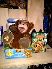 Disneys Tumble & Laugh Brother Bear & DVD Lot Pensacola, 32506
