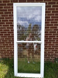 white wooden framed glass window Rock Hill